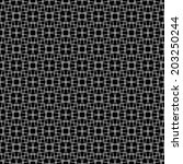 illustrated seamless texture  ... | Shutterstock .eps vector #203250244