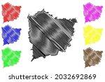 meissen district  federal... | Shutterstock .eps vector #2032692869