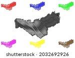 merzig wadern district  federal ... | Shutterstock .eps vector #2032692926