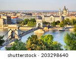 Panoramic View Of Budapest ...