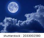 A Full Moon In A Tragic Night...
