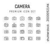 premium pack of camera line...