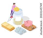 Gold Ingot  Cash  Piggy Bank ...