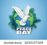 world environment and earth... | Shutterstock .eps vector #2033157209