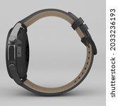 smart watch 3 3d rendering