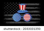 happy 4th of july  ... | Shutterstock .eps vector #2033331350