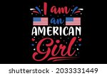 happy 4th of july  ... | Shutterstock .eps vector #2033331449