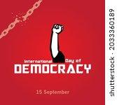 International Day Of Democracy  ...