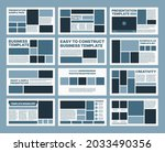 business pages templates....
