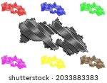 neustadt an der waldnaab... | Shutterstock .eps vector #2033883383