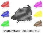 northeim district  federal... | Shutterstock .eps vector #2033883413