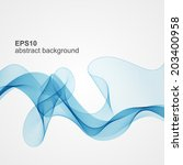 abstract colorful background.... | Shutterstock .eps vector #203400958