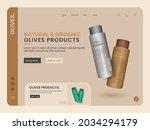 natural and organic olives...