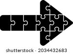 allow icon by combination of...   Shutterstock .eps vector #2034432683