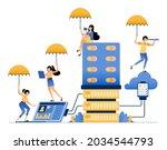 illustration of integrated...   Shutterstock .eps vector #2034544793