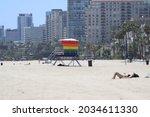 Long Beach  California   June...