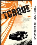 grunge vector background | Shutterstock .eps vector #20348863