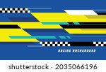 sharp abstract background with...   Shutterstock .eps vector #2035066196