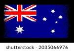 grunge distressed flag of...   Shutterstock .eps vector #2035066976