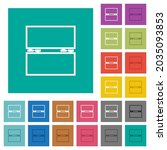 empty toolbox multi colored... | Shutterstock .eps vector #2035093853