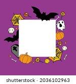 Vector Template For Halloween...