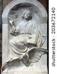 paris  france   nov 09  2012 ... | Shutterstock . vector #203672140