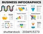 business infographics.... | Shutterstock .eps vector #2036915273