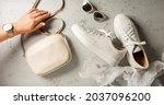 Fashion And Accessories   White ...