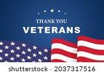 veterans day  november 11 ... | Shutterstock .eps vector #2037317516