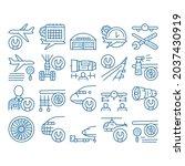 aircraft repair tool sketch...   Shutterstock .eps vector #2037430919