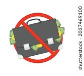 anti corruption concept....   Shutterstock .eps vector #2037469100