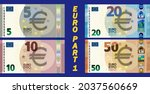 a fictional set of obverse of...   Shutterstock .eps vector #2037560669