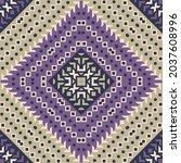 seamless vector pattern in...   Shutterstock .eps vector #2037608996