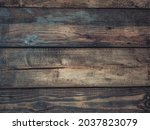 the texture of old worn boards... | Shutterstock . vector #2037823079