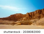 Wondeerful Temple Of Hatshepsut ...