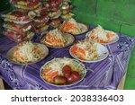Rujak Fruit Shaved Consisting...