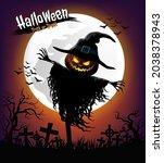 Halloween Dark Night Pumpkin...