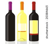 vector illustration of classic... | Shutterstock .eps vector #20384665