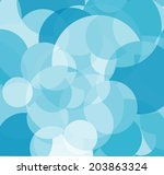 background abstract circle color