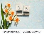 Beautiful Daffodils And...