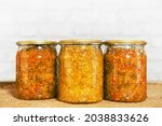 Vegetable cucumber Relish. Bostongurka Swedish Boston cucumber is a of relish with pickled gherkins, bell pepper and onion. Hotdog seasoning. Indian, Swedish or American cuisine.