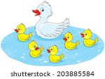 animal,animals,art,background,bird,brood,cartoon,cartoony,clip,clip-art,clipart,domestic,drawing,duck,duckling