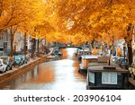 Amsterdam Autumn. Beautiful...