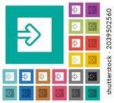import object solid multi... | Shutterstock .eps vector #2039502560