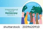 International Day Of Democracy...