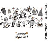 Christmas Card The Nutcracker....