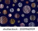 abstract elegant gold  pink...   Shutterstock .eps vector #2039960939