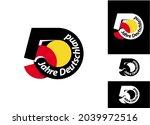 50 years in germany....   Shutterstock .eps vector #2039972516