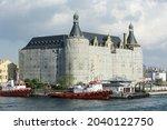 istanbul  turkey   september 10 ...   Shutterstock . vector #2040122750