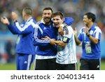 sao paulo  brazil   july 9 ... | Shutterstock . vector #204013414